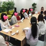 「女性の輝きスクール」第三回開催のご報告(テーマ:手帳術)