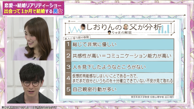 AbemaTV番組「マリキュラム」(澤口監修)第9話が放送されました